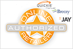 Quicky, Breezy & JAY Authorized Online Retailer!