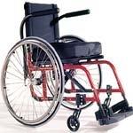 Invacare Lightweight Folding Wheelchairs