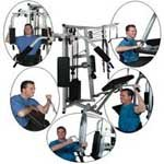 Para and Quad Apex Workout Machine