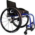 Colours Lightweight Rigid Wheelchairs