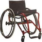 Invacare Lightweight Rigid Wheelchairs