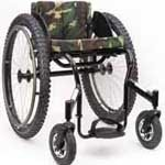 Top End All Terrain Wheelchairs
