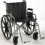 Quickie Standard Everyday Wheelchairs