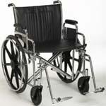 Quickie Standard Everyday Wheelchairs