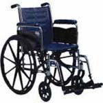 Invacare Standard Everyday Wheelchairs