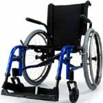 Quickie Ultra Lightweight Folding Wheelchairs