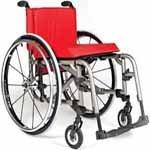 TiLite Ultra Lightweight Folding Wheelchairs