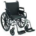 Standard Everyday Wheelchairs