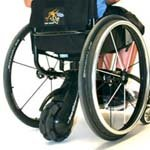 Wheelchair Racing Wheels