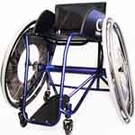 Colours Basketball Wheelchairs