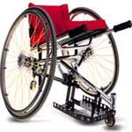 Top End Handcycles and Handbikes