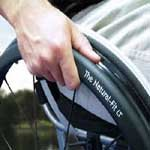 Wheelchair Racing Handrims, Wheels & Tires