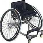 Quickie Wheelchair Tennis Chairs