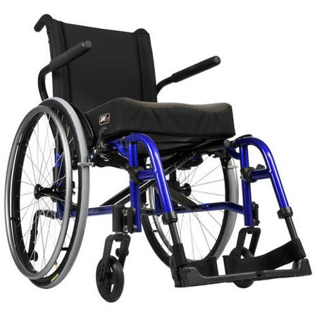 quickie qxi ultra lightweight folding wheelchair. Black Bedroom Furniture Sets. Home Design Ideas