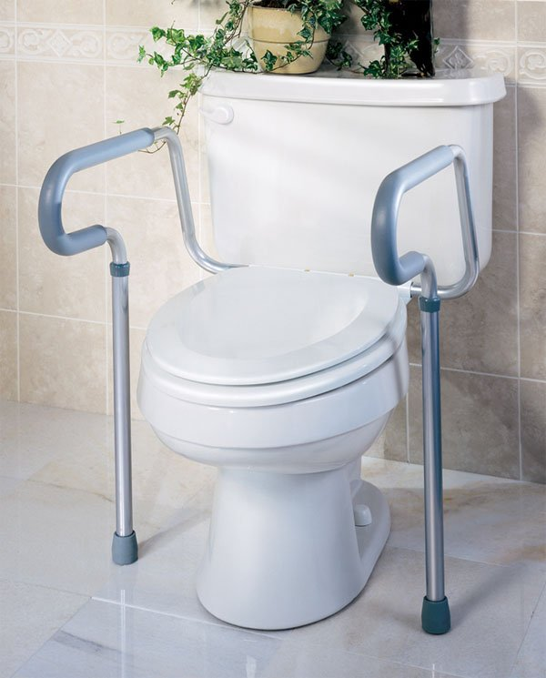 Toilet Safety Frame On Sale With 120 Low Price Guarantee