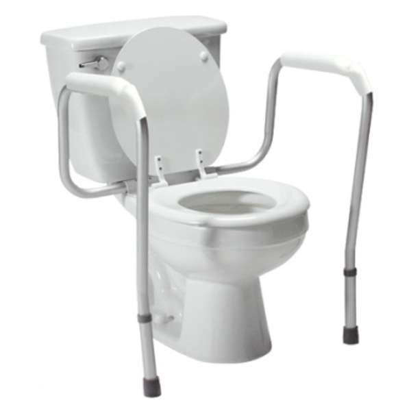 Incredible Lumex Versaframe Toilet Safety Rail Adjustable Height On Sale Bralicious Painted Fabric Chair Ideas Braliciousco