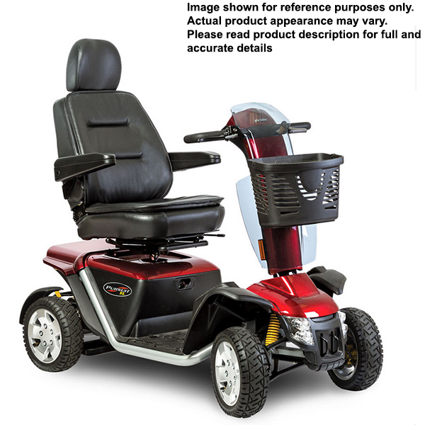 pride pursuit xl pmv  4 wheeled scooter Pride Mobility Jazzy Pride Mobility Parts