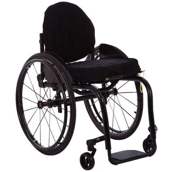 Pair Tilite Wheelchair Composite Push to Lock Wheel Locks