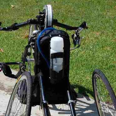 SipStream Bike-Mounted Hydration System