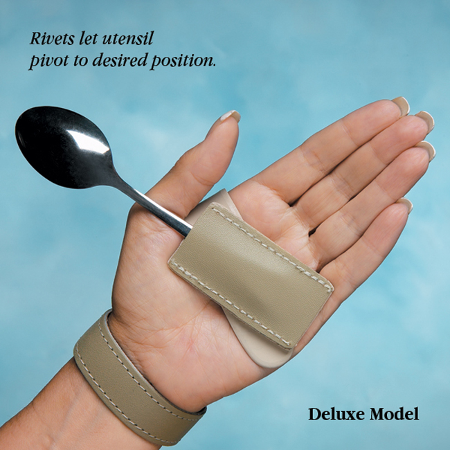 Deluxe Wrist Support w/ Universal Cuff
