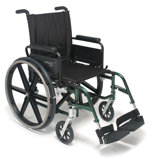 Quickie Breezy 600 Wheelchair