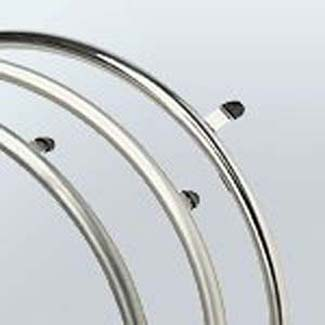 Titanium Wheelchair Handrims - Choose Size