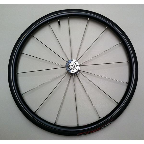 """20"""" Front Racing Wheel"""