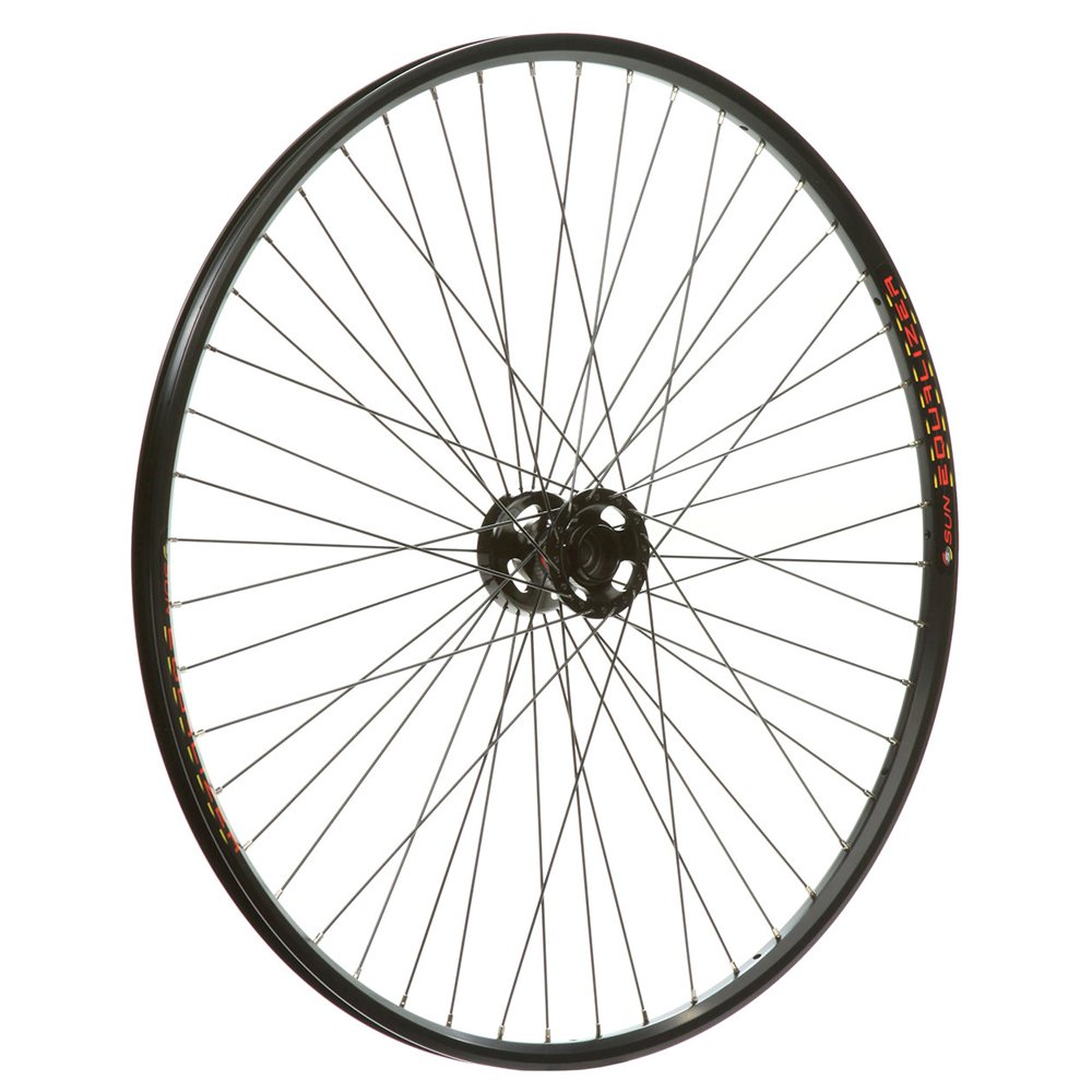 "Sun Components Equalizer Sport Wheelchair Wheels 24""/25""/26"" x 1"""