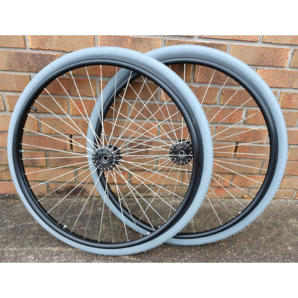 "26"" (37-590) 36 Spoke Heat Treated Wheels by Colours"