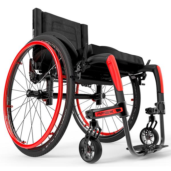 Apex Ultra Lightweight Rigid Wheelchair