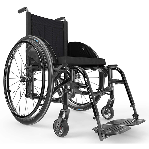 Helio C2 Ultra Lightweight Folding Wheelchair