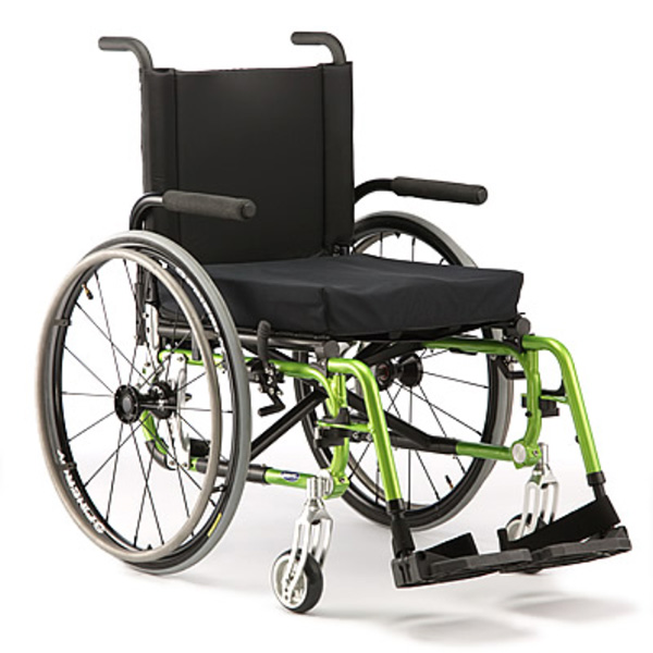 Invacare ProSpin X4 Swing Away Front Wheelchair