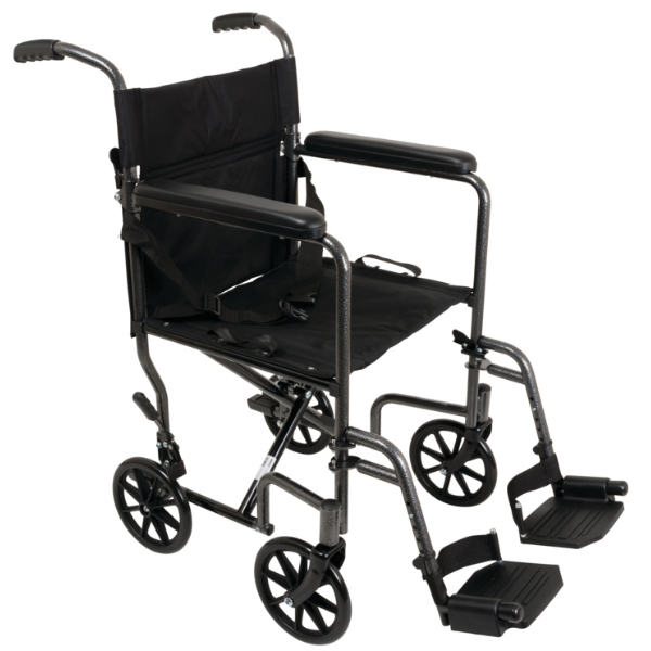 ProBasics Steel Transport Chair by Compass Health