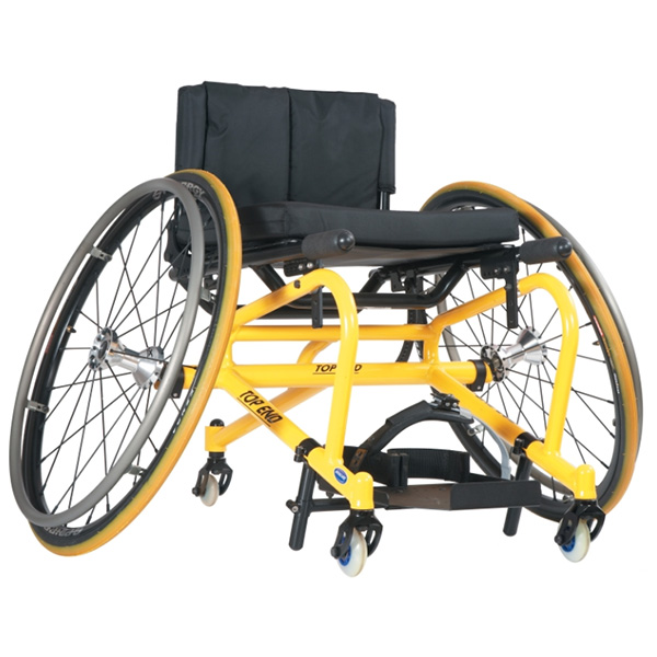 Review of Top End Pro Tennis Wheelchair