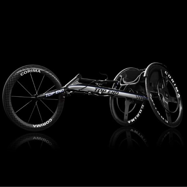 Invacare Top End Eliminator NRG Racing Wheelchair