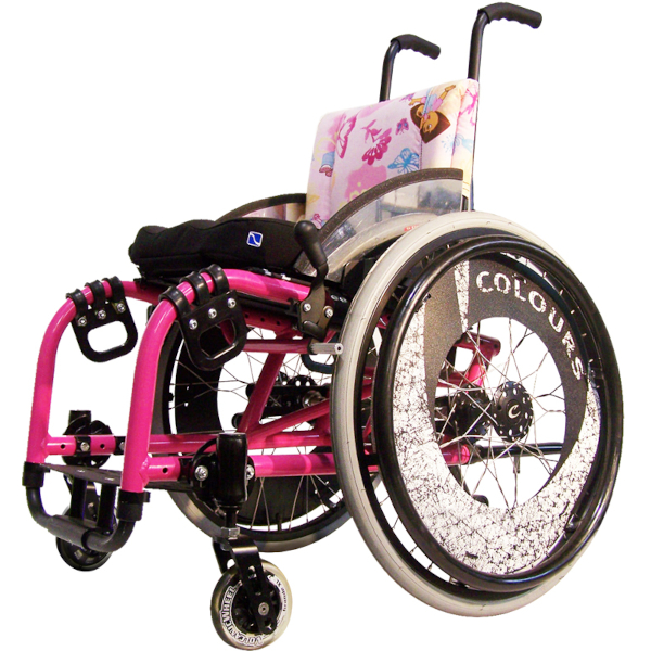 Colours Little Dipper Youth Wheelchair