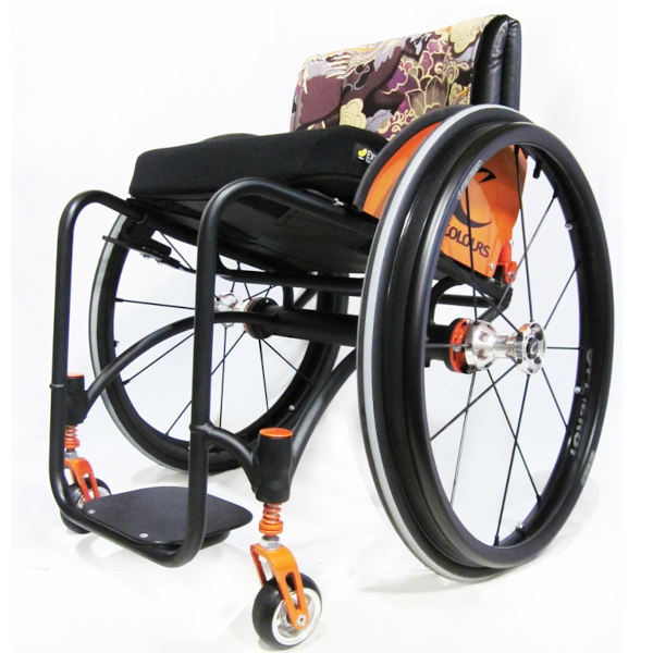Colours Zephyr Everyday Wheelchair