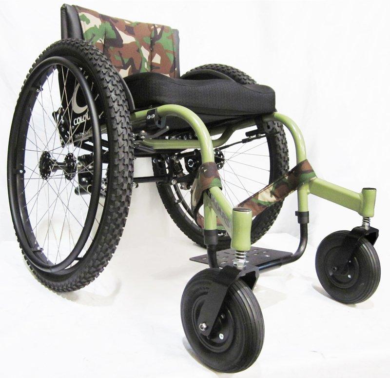 Colours Razor Blade All Terrain Wheelchair