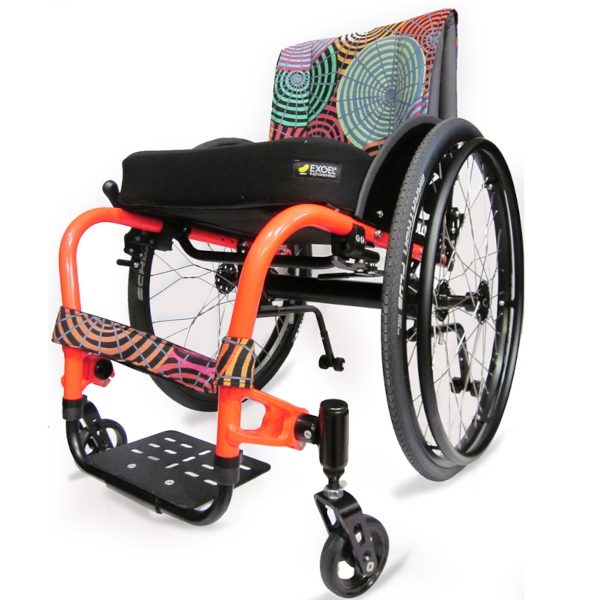 Colours Saber Wheelchair