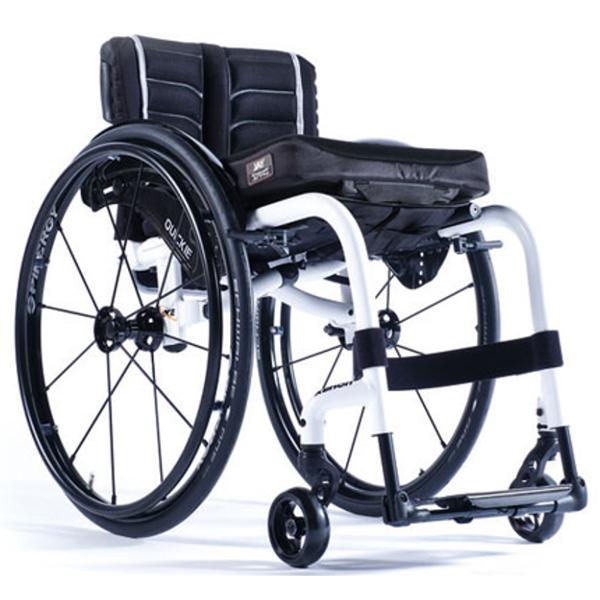 Quickie Xenon² Folding Wheelchair