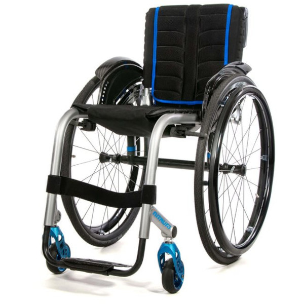 Quickie Nitrum Ultra-Lightweight Wheelchair