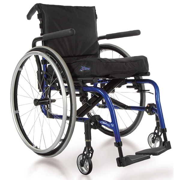 Quickie 2 Lite Folding Wheelchair