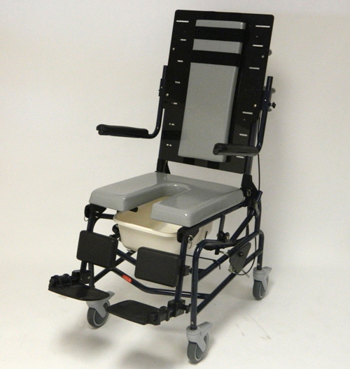 ACTIVEAID 282 Tilt In Space Plus Pediatric Shower Commode Chair
