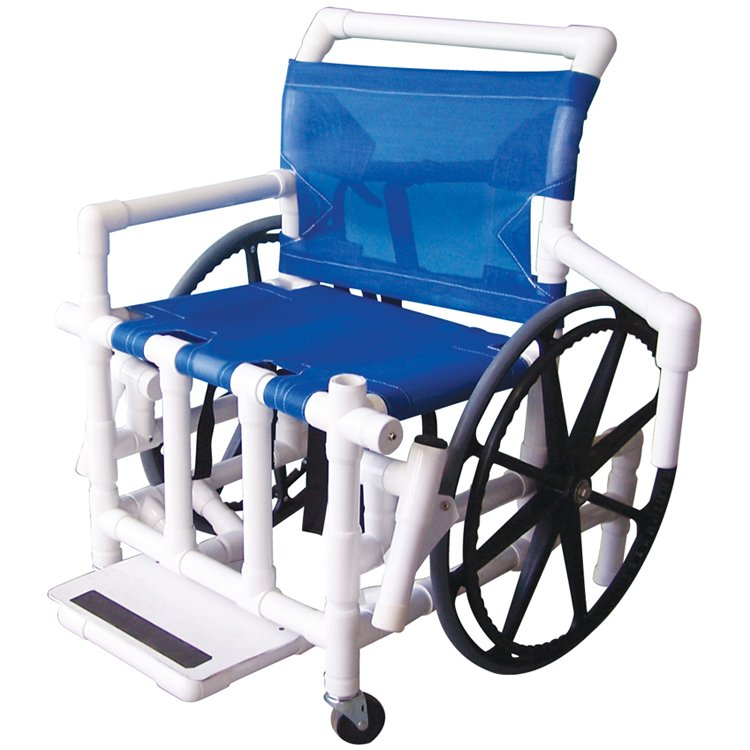 Aqua Creek Heavy Duty Pool Access Chair - PVC