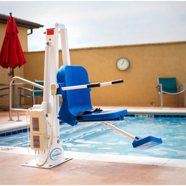 Ranger 2 Pool Lift by Aqua Creek