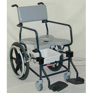 ACTIVEAID JTG 600 Series Folding Shower Commode Chair