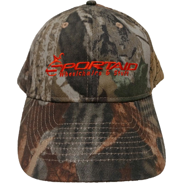 Sportaid Camo Hat