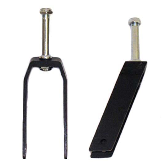 Wheelchair Aluminum Forks