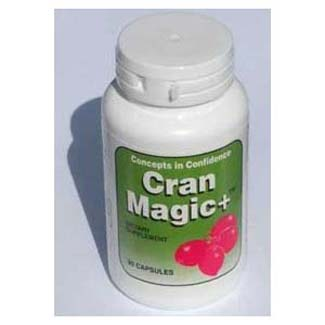 Cran Magic - Dietary Supplement to Promote A Healthy Urinary Tract