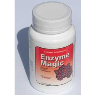 Enzyme Magic - Digestive Enzyme Capsules